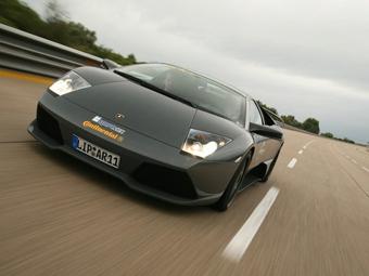 Немцы построили самую быструю Lamborghini Murcielago LP 640