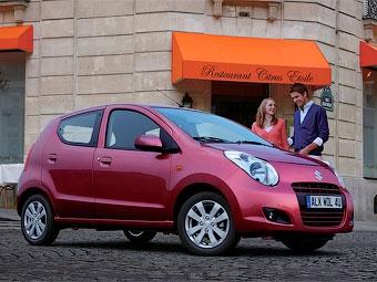 VW и Suzuki в рамках альянса разработают дешевый автомобиль
