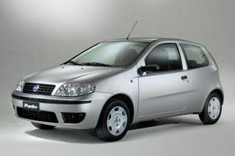 Fiat будет выпускать Punto для Восточной Европы в Сербии
