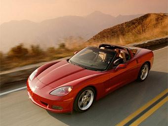 GM отзывает 22 тысячи Chevrolet Corvette из-за отрывающейся крыши