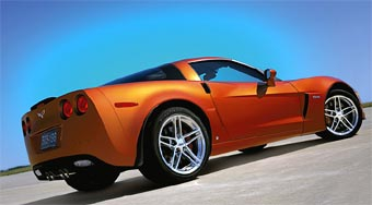 Chevrolet отзывает 30 тысяч купе Corvette из-за проблем с крышей