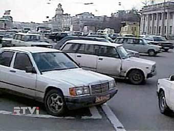 """В Москве открывается первая """"перехватывающая"""" парковка"""