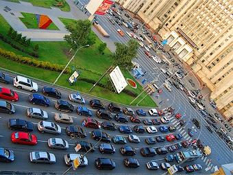 В районе Арбата появятся тоннель и подземная парковка