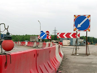 Строительство новых дорог в Москве отложат из-за кризиса