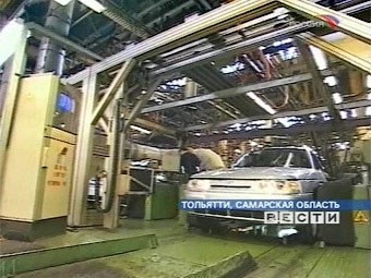 """""""АвтоВАЗ"""" возобновит выпуск автомобилей 9 февраля"""