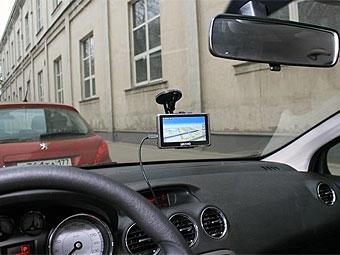 Британские ученые определят степень опасности навигаторов для водителей