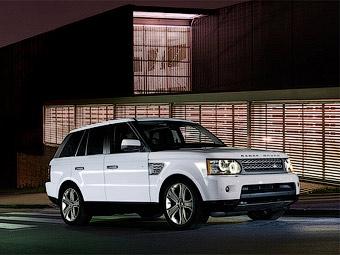 Land Rover превратит Range Rover Sport в гибрид