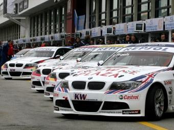 """BMW сменит """"Формулу-1"""" на кузовные гонки"""