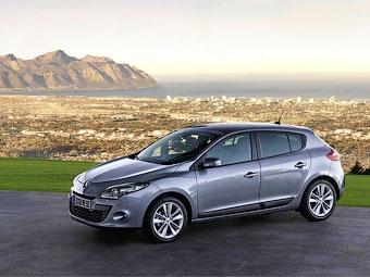 Renault отзывает для ремонта 35 тысяч автомобилей Megane и Scenic
