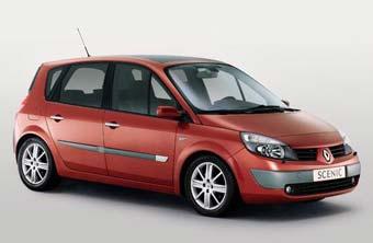 Renault отзывает более 888 тысяч минивэнов Scenic