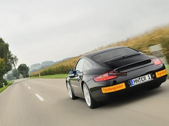 Компания RUF представила Porsche 911 с электромотором