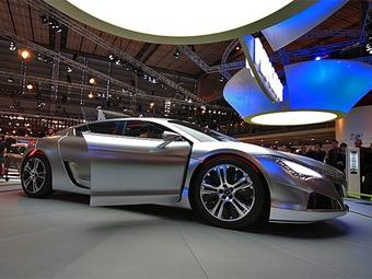 Концепт Peugeot RC оснастили необычной гидравлической подвеской