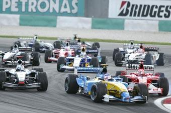 """Команды """"Формулы-1"""" откажутся от совместной презентации"""
