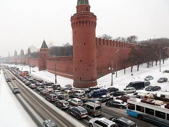 Москва никогда не избавится от пробок