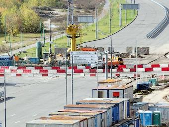 В 2009 году в Москве отремонтировали 8,4 квадратных километра дорог