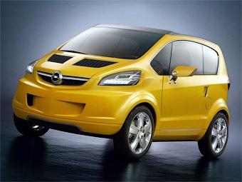 Opel сосредоточится на разработке мини-автомобилей