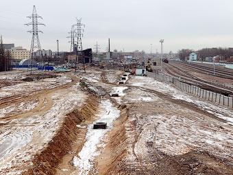 Открытие первого участка Четвертого кольца отложили на неопределенный срок