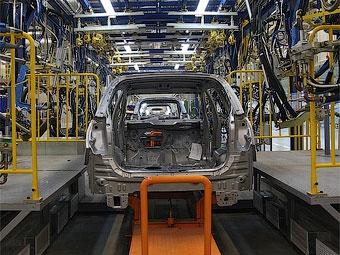 Российский завод GM остановил конвейер