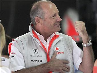 """Глава McLaren решил не возвращаться в """"Формулу-1"""""""