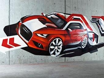 Хэтчбек Audi A1 будет рекламировать Джастин Тимберлейк