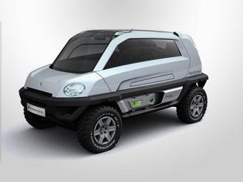 BMW и Mercedes разработают электромобили вместе с Magna