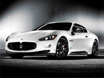 Maserati отпразднует победы в гонках спецверсией купе GranTurismo S