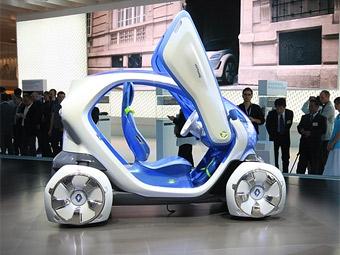 """Renault хочет выпускать на """"АвтоВАЗе"""" электромобили"""