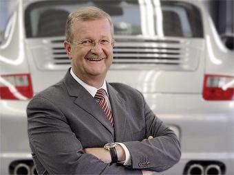 Бывшего директора Porsche обвинили в сокрытии информации