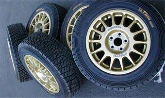 Pirelli станет эксклюзивным поставщиком шин для WRC