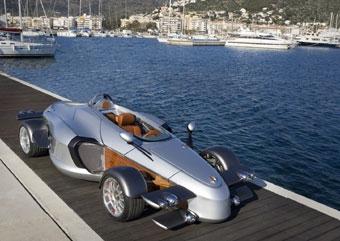 В Женеве показан один из самых дорогих автомобилей в мире