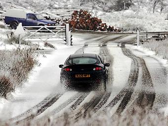 Снегопад в Великобритании обойдется страховым компаниям в 60 миллионов фунтов стерлингов