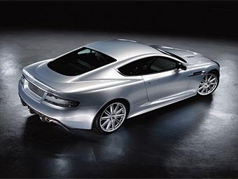 """Aston Martin DBS будут оснащать шестиступенчатым """"автоматом"""""""