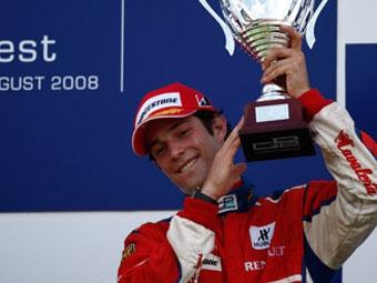 Бруно Сенна не вернется в GP2 Series