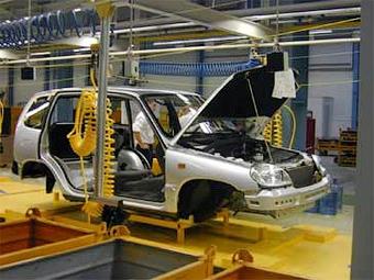 """Российские автопроизводители получили """"антикризисные"""" кредиты"""