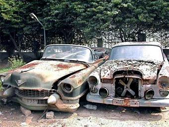 С начала года в Москве обнаружено более 2000 бесхозных машин