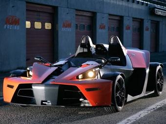 KTM готовит пять новых моделей автомобилей