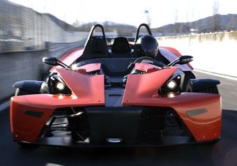 KTM официально представил свой первый автомобиль