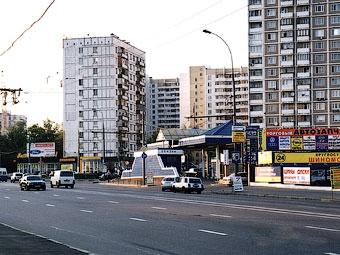 Расширение Бескудниковского бульвара в Москве начнется в 2009 году