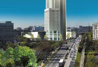 Московские власти выбрали место для дублера Дмитровского шоссе