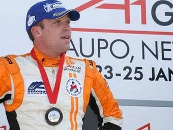 Роберт Доорнбос выступит в IndyCar Series в 2009 году
