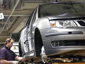 Шведская таможня вынудила Saab приостановить производство