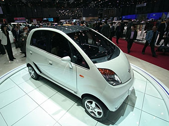 Фермеры заставили Tata отложить выпуск самого дешевого автомобиля в мире
