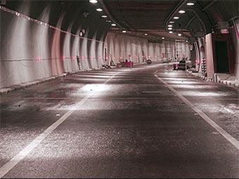 Движение по Лефортовскому тоннелю восстановлено