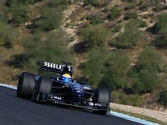 Команда Williams выступит в Австралии без системы KERS