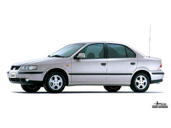 В России начинаются продажи иранских автомобилей Samand