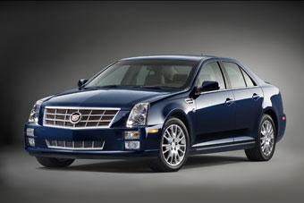 Cadillac заменит седаны DTS и STS одной моделью