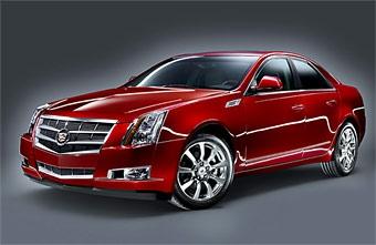 Cadillac пополнит семейство CTS еще двумя модификациями