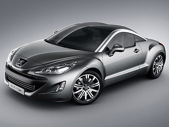 Компания Peugeot официально подтвердила запуск в серию нового спорткупе