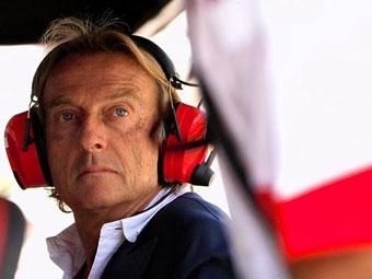 Президент Ferrari разбил телевизор из-за Льюиса Гамильтона