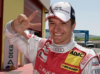 Тимо Шайдер стал чемпионом DTM